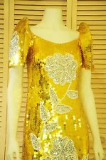 Filipiniana Terno Maria Clara Gown Full Sequins Dress Philippines Made to order