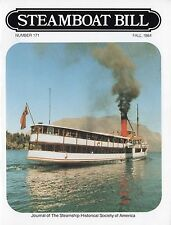 "#171 Steamboat Bill-""S.S.FRANCE - Superliner Remembered""- SSHSA sHiPs WORLDWIDE"