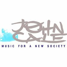 John Cale - Music for a New Society - NEW SEALED classic LP w/ Download Card