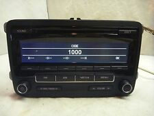 2014-2016 VW Volkswagen Jetta Beetle Radio Cd Media Satellite 1K0035164H CB08185