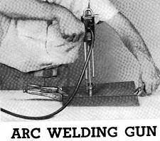 How To Make Really Good  Arc Welding Gun For Your Welding Metal Projects #463