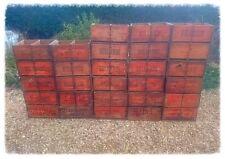 Vintage Bullard Wooden Beer Crates.