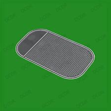 Clear Car Dashboard Anti-Slip Sticky Pad, Non-slip Mat for Mobile Phone, Sat Nav