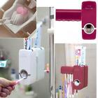 Hot Bathroom Automatic Toothpaste Dispenser Squeezer Brush Holder Set for Home