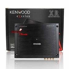 Kenwood eXcelon XR600-1 600W RMS 1-Channel XR Mono subwoofer amplifier