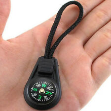 a Hip Hop Pocket sling Portable Mini compass Camping Hiking Hunting