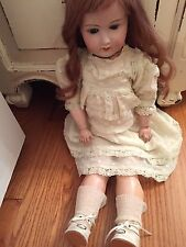 Antique Bisque Germany Doll B3 23""