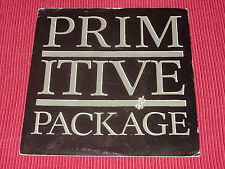 "PRIMITIVE PACKAGE EP---PERU/WAIT/DAY-WA-D/TRUDY   UK  NM   7""  C86   Twee"