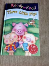 The Three Little Pigs by Nick Page, Claire Page (Hardback, 2007)