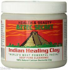 Aztec Secret Indian Healing Clay Beauty Health Skin Pore Mud Cleansing (1LB)