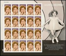 US 5060 Legends of Hollywood Shirley Temple forever sheet MNH 2016