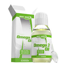 12,60€/100ml - Best Body Nutrition Vital Omega 3 Oil 150ml Flasche