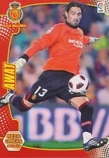 N°181 ESCUDO BADGE LOGO # RCD.MALLORCA CARD PANINI MEGA CRACKS LIGA 2012