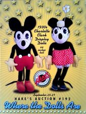 HAKE'S - AMERICANA & COLLECTIBLES - WHERE..DOLLS ARE - SEPT. 25-27, '07- 365 PGS