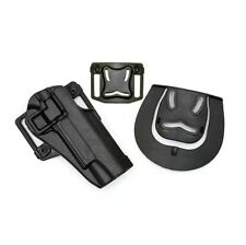 Tactical Concealment CQC Serpa Right Hand Paddle Pistol Holster for Colt 1911