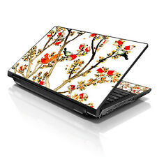 "13.3"" 15.6"" 16"" Laptop Skin Sticker Notebook Decal Birds on Branches M-A126"