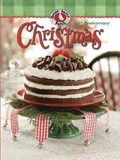 Gooseberry Patch 10th Anniversary Christmas Holiday Cookbook Recipes Book PB NEW