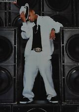 CHRIS BROWN - A4 Poster (ca. 21 x 28 cm) - Clippings Fan Sammlung NEU