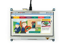 Raspberry Pi LCD Module 7inch HDMI LCD 1024×600 Resistive Touch Screen for RPIs
