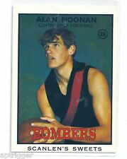 1968 B Scanlens ## 39 Alan NOONAN Essendon Mint