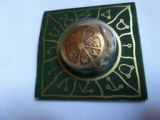 TALISMAN CHARM AMULET TO PROTECT FROM MENTAL PROBLEMS AND BAD HABITS