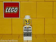 Lego City Robber / Thief / Crook Microfigure Split From Set 3865 NEW