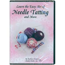 Handy Hands Learn The Easy Art of Needle Tatting - DVD - 160694