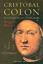Cristobal Colon/ Christopher Columbus: El Ultimo Templario/ the Last-ExLibrary