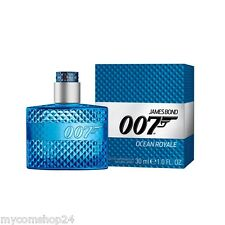 James Bond 007 Ocean Royale Eu De Toilette Natural Spray 30ml für Herren NEU OVP