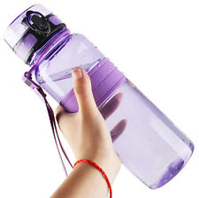 1000ML Water Bottle Cup Camping Cycling Drinking Bottle BPA Free Leak-proof New