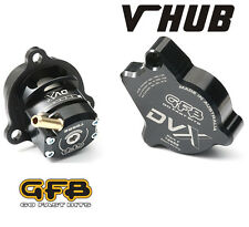 GFB DVX DIVERTER VALVE WITH ADJUSTABLE BLOW OFF SOUND - MK7 GOLF R - AUDI 8V S3