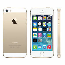 Apple iPhone 5s 16GB Vodafone - GOLD - GRADE AA++ EXCELLENT NEW CONDITION