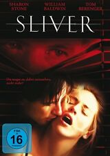 SLIVER   DVD NEU  TOM BERENGER/WILLIAM BALDWIN/SHARON STONE/+