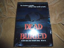 Dead & Buried (Two- Disc Limited Edition DVD) (1981) #16903