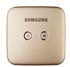 New Samsung SSB-10DLFF08 Smart Beam LED Portable Mini Projector - Gold
