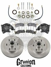 McGaughys 6 Lug Rotor Kit Chevy C10 GMC C15 Rotor Calipers  6 x 5.5