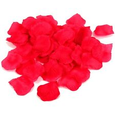 Silk Rose Petals Party Table Decorations Wedding Centre Pieces Evening Decor Lot