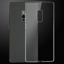 Nuevo Trendy Slim Silicone Gel Soft TPU Back Cover Skin Case For Oneplus Two 2