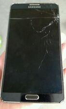 Samsung Galaxy Note 3 SM-N900V - 32GB Black (Verizon) Cracked Glass/LCD
