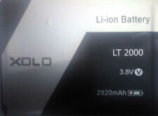 NEW HI QUALITY BATTERY FOR XOLO LT 2000 2920mAh · ·