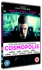 COSMOPOLIS - DVD - REGION 2 UK