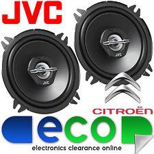 Citroen C3 02-14 JVC 13cm 5.25 Inch 500 Watts 2 Way Front Door Car Speakers