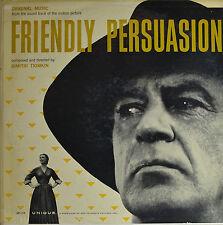 "FRIENDLY PERSUASION - DIMITRI TIOMKIN  12"" LP  (Q76)"