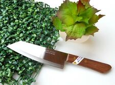 """CHEF KNIFE KITCHEN KNIVES VINTAGE STAINLESS STEEL CUTLERY KIWI BLADE SHARP 6.5"""""""
