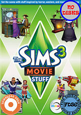 The Sims 3 Movie Stuff (PC&Mac, 2012) Origin Download Region Free