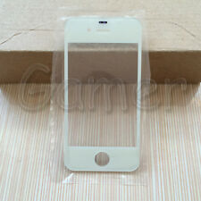 Outer Glass Lens For iPhone 4 4S Replacement Front LCD Screen Cover White