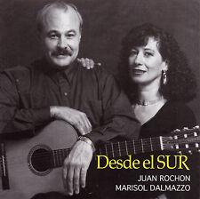 DESEDE el SUR Juan Rochon - Marisol Dalmazzo (1997) CD, wie neu
