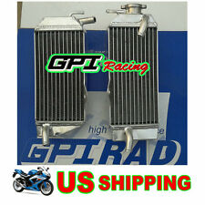 40mm Radiator HONDA CRF 450 450R  CRF450 CRF450R 2009 09 2010 2011 2012 10 11 12