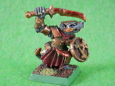 WARHAMMER SKAVEN ARMY - MODEL OOP METAL PAINTED B