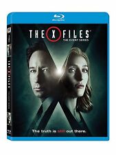 X-Files: The Event TV Series (2016) Complete Season 10 Boxed / BluRay Set NEW!